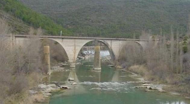Río Gállego (Wikipedia Commons/CC).