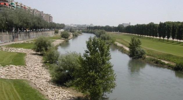 CHE y ACA adecuan 30 kilómetros río Sió paso Noguera y Urgell