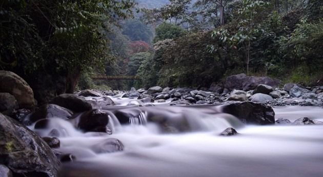 Estudio que mejora conocimiento riesgo inundación y sequía río Cauca (Colombia)