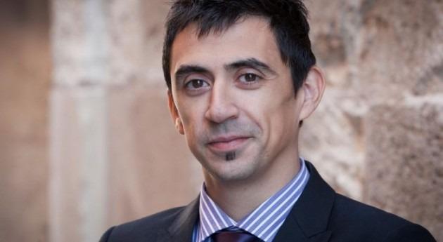 Rubén Juan Serna, candidato de UPyD a la alcaldía del Ayuntamiento de Murcia