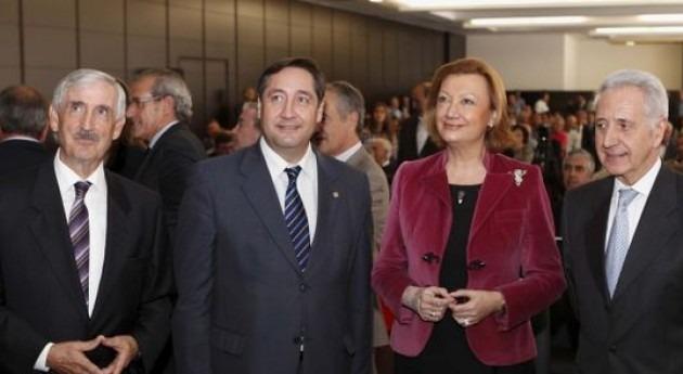 San Salvador, línea avales SAECA y simplificación normativa, ejemplos compromiso Gobierno Aragón política hidráulica