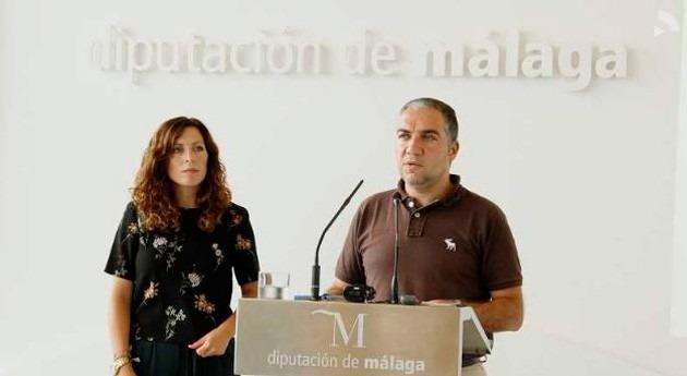 Málaga dedica 6 millones euros mejorar abastecimiento municipios