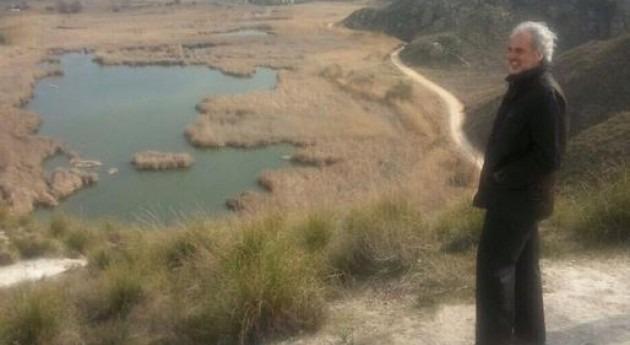 Visita del viceconsejero a la Laguna (Twitter).