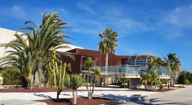 Sacyr innova desaladoras Alicante mejorar eficiencia y sostenibilidad