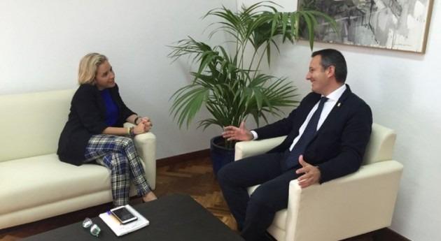 Murcia realizará plan gestión integral protección Saladares Guadalentín