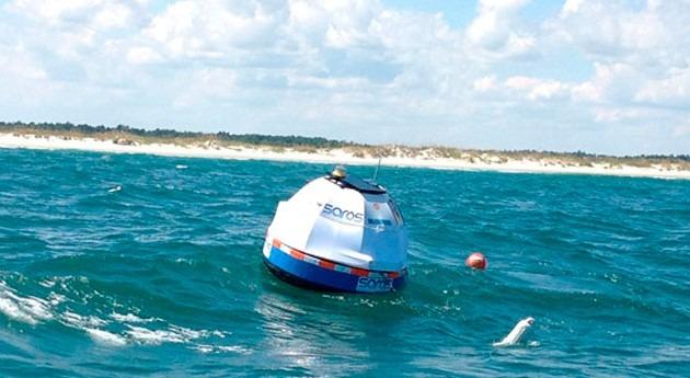 ¿Puede movimiento olas desalinizar agua mar?
