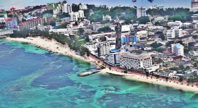 Emergencia isla colombiana San Andrés falta agua