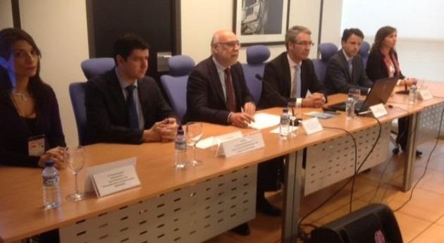 """José Antonio Echávarri: """"Hay que poner punto cordura cuanto interacción regadío-medio ambiente"""""""