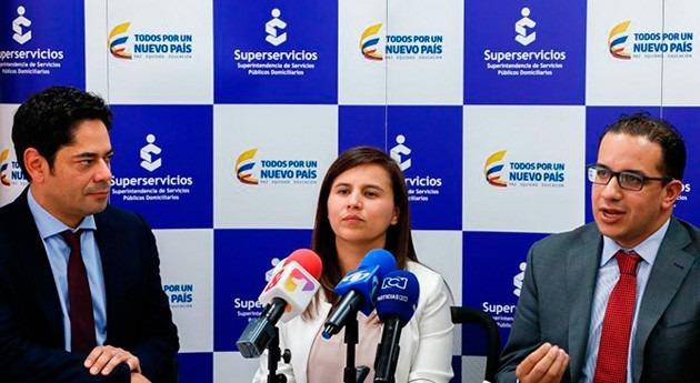 Gobierno colombiano trabaja normalizar servicio saneamiento Bogotá