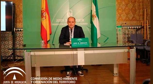 Gobierno andaluz invierte Almería 50 millones euros saneamiento y depuración