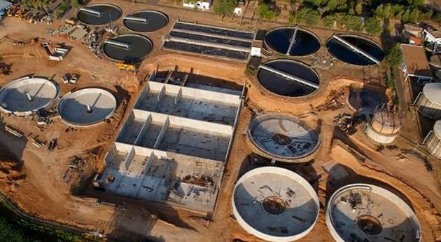 Avanza mejora saneamiento y depuración aguas comarca Vegas Bajas, Badajoz