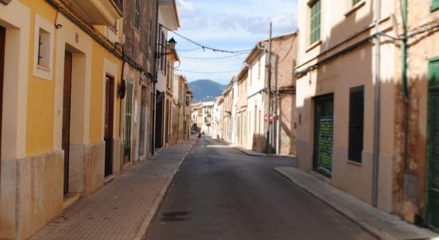 Calle de Santa María del Cami (Wikipedia/CC).