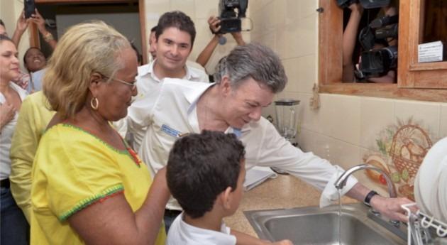 Colombia invierte más 216 millones dólares acueducto y saneamiento Región Pacífico