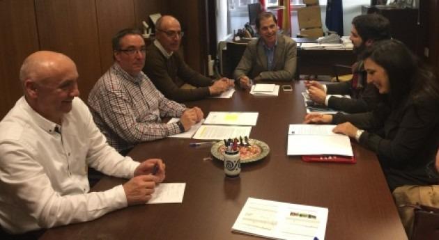 Comisión Seguimiento Convenio Sarria propone soluciones continuar Ponte Ribeira