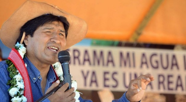 Ya han concluido 138 142 proyectos hídricos Chuquisaca, invertir 19 millones dólares