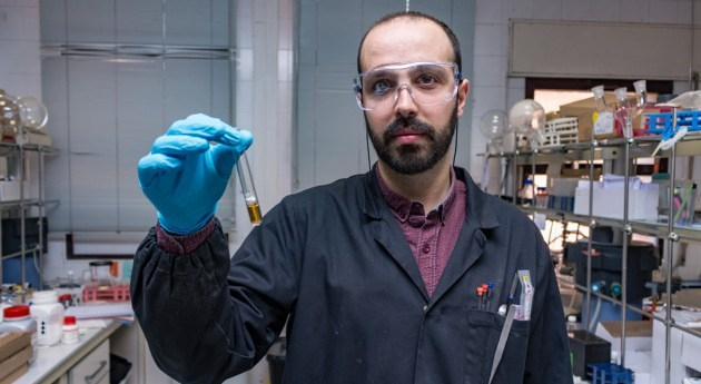 Diseñado sensor que cambia color al detectar sustancias contaminantes agua