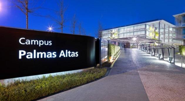 Campus Palmas Altas, sede de Abengoa.