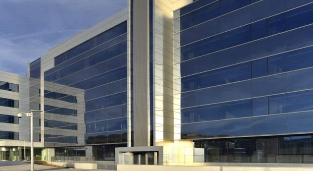 Sede de FCC en Las Tablas (Madrid)