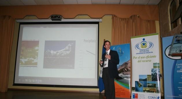 regantes analizan desafíos hídricos Chile VII Convención Usuarios Agua