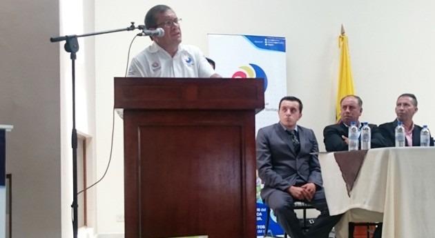 Ecuador entrega Loja Juntas Administradoras Agua Potable y Riego
