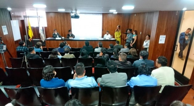 Secretaría Agua Ecuador realiza lanzamiento nacional Registro Público Agua