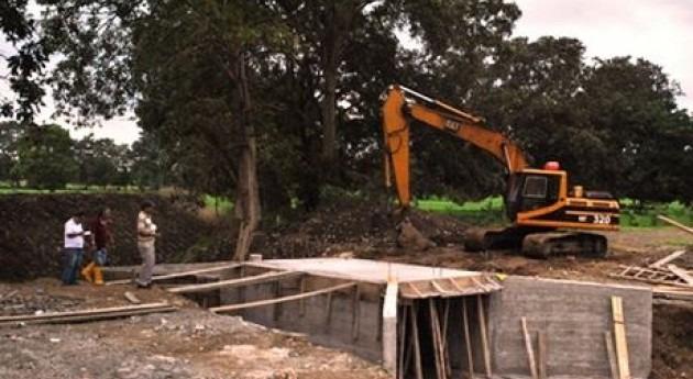 inundaciones zona Potrerillo provocan pérdidas económicas al sector agrícola