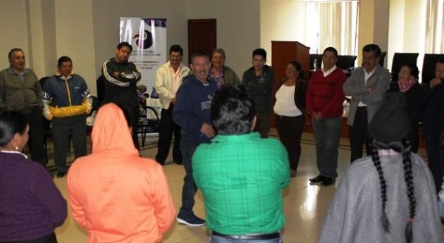 Secretaría Agua Ecuador desarrolla capacitación gestión integrada agua