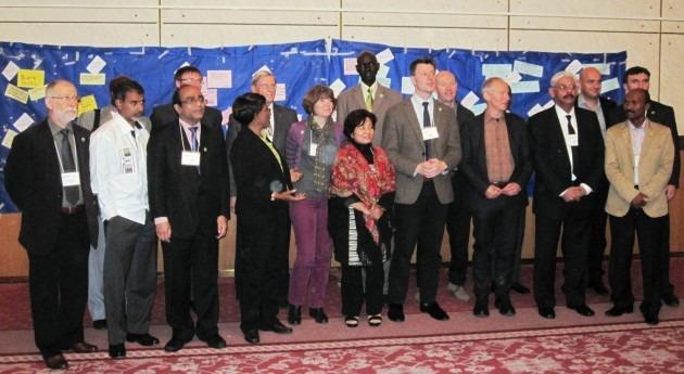 Comité Directivo de la Sanitation and Water  for All
