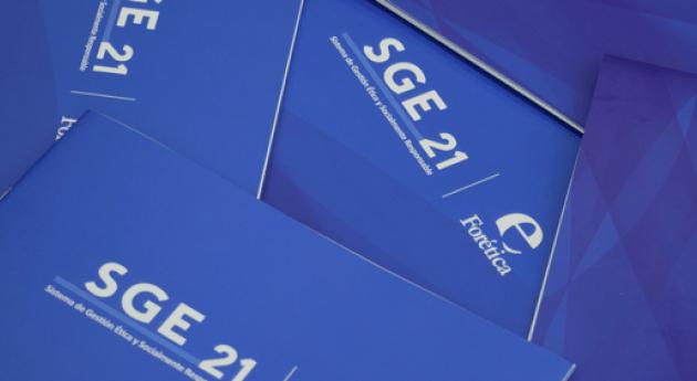 Forética presenta nueva versión Norma SGE 21 CREA