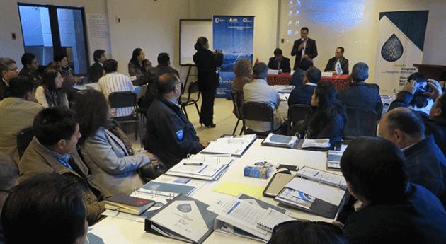 Actores cuenca Mantaro articulan esfuerzos mejorar gestión agua