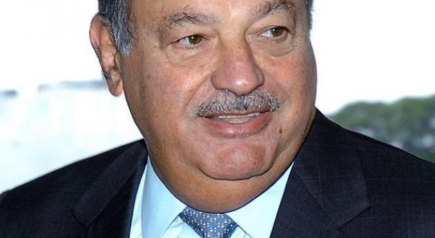 Carlos Slim (Wikipedia/CC).