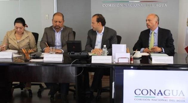 Conagua y Congreso Agrario Permanente apuestan crecimiento sustentable campo mexicano