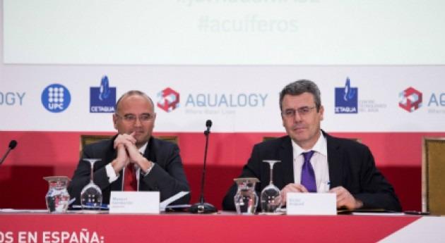 sobreexplotación acuíferos España, debate