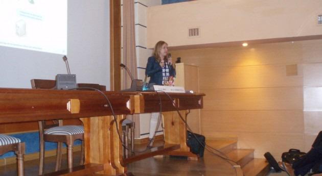 Maria del Prado Torrecilla, responsable del departamento técnico de Sofrel España