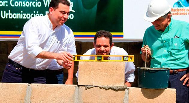 Gobierno colombiano lleva proyectos agua y vivienda Sucre y Córdoba