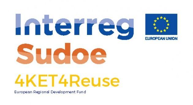 proyecto 4KET4Reuse validará 4 tecnologías espacio SUDOE