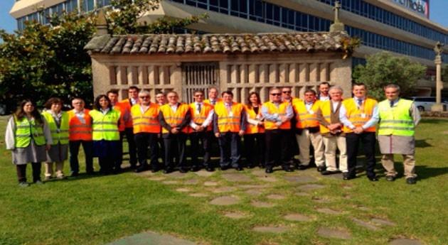 SUEZ, invitada PSA Peugeot Citroën celebración Día Mundial Medio Ambiente