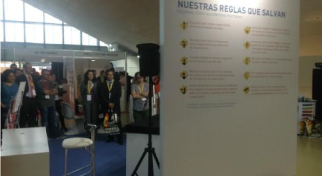 SUEZ Water Chile participa XV Congreso Internacional Seguridad y Salud Laboral