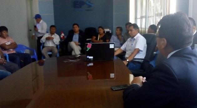 Sunass asegura abastecimiento agua pobladores Ciudad Nueva