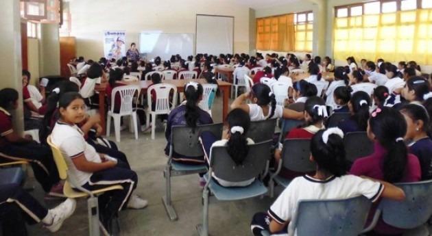 SUNASS Piura intensifica charlas buenas prácticas ahorro agua colegios