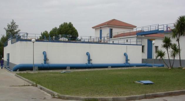 ETAP de Iznájar.