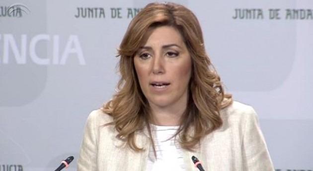 Susana Díaz afirma que se reclamarán soluciones al Gobierno factura eléctrica regantes