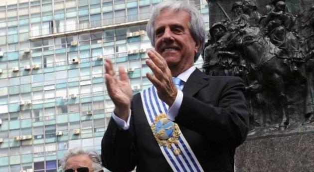 Tabaré Vázquez (Wikipedia/CC)