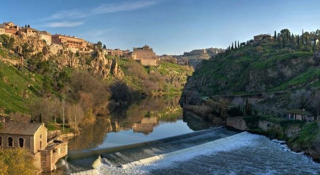 Respuesta Castilla- Mancha Plataforma defensa Tajo: Junta no es responsable trasvases
