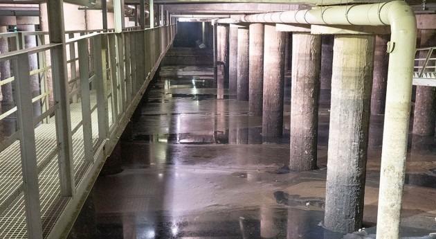 tanques tormenta recogieron más 800.000 metros cúbicos agua Comunidad Madrid