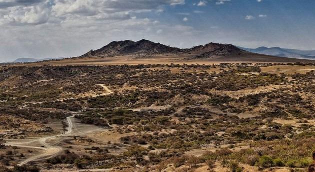 Norte de Tanzania (Wikipedia/CC).