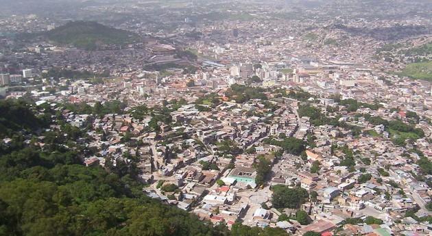 Tegucigalpa, Honduras (wikipedia)