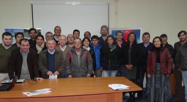 CNR capacita profesionales interesados presentar proyectos Ley Riego Temuco