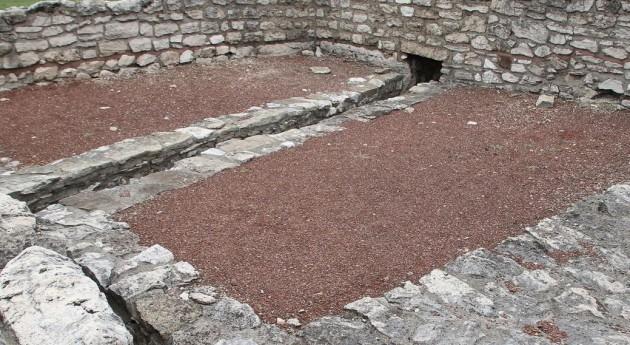 obras Cañavate sacan luz restos termas romanas hace 1.800 años