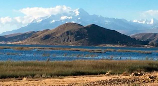 Alianzas recuperación cuenca Lago menor Titicaca Bolivia